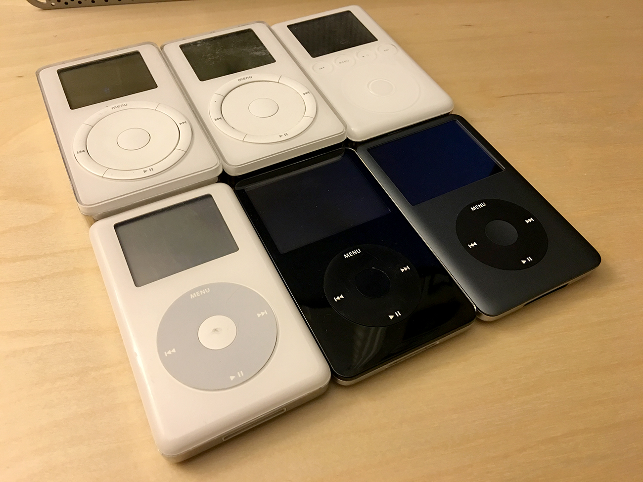 ipods-classic-family