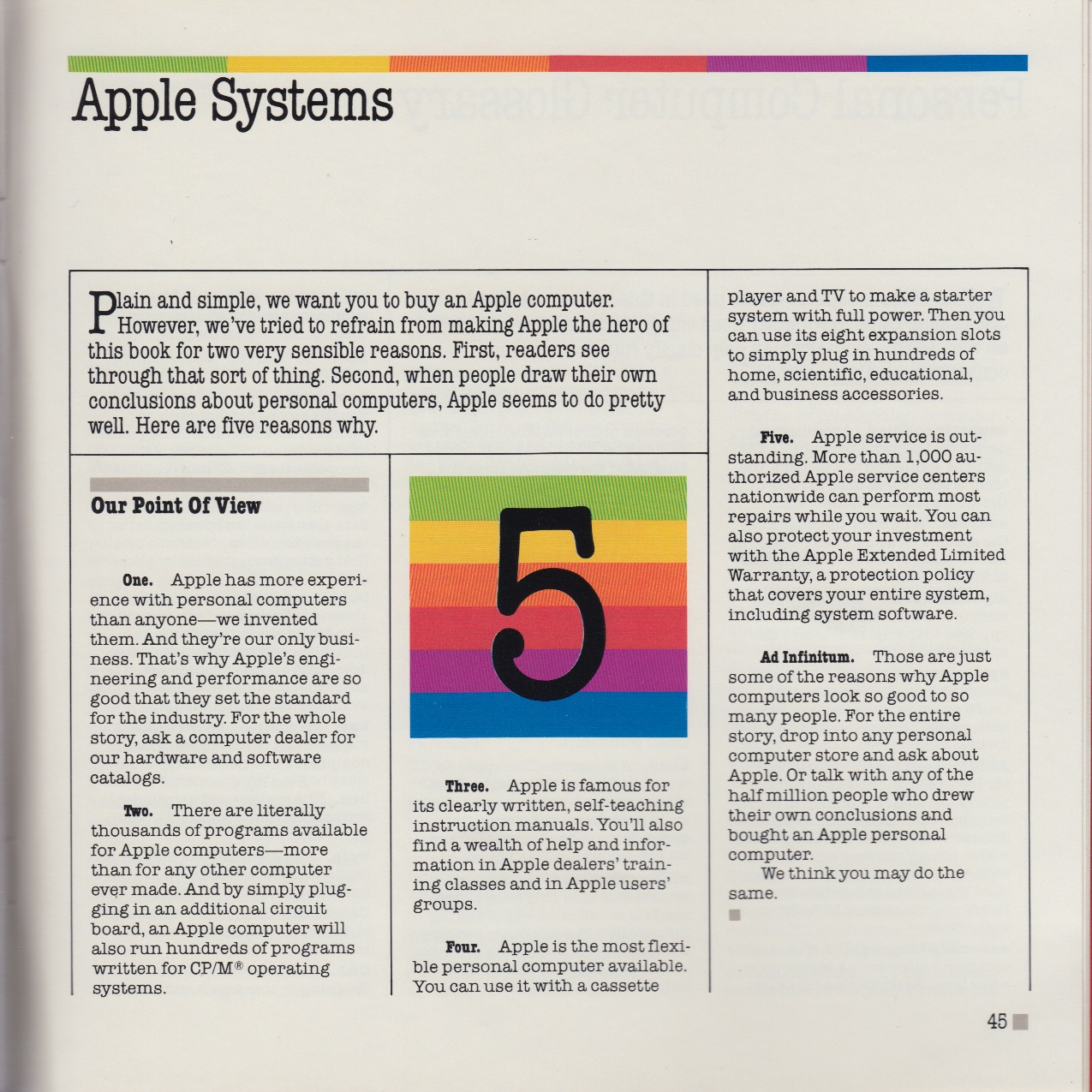 Apple Systems