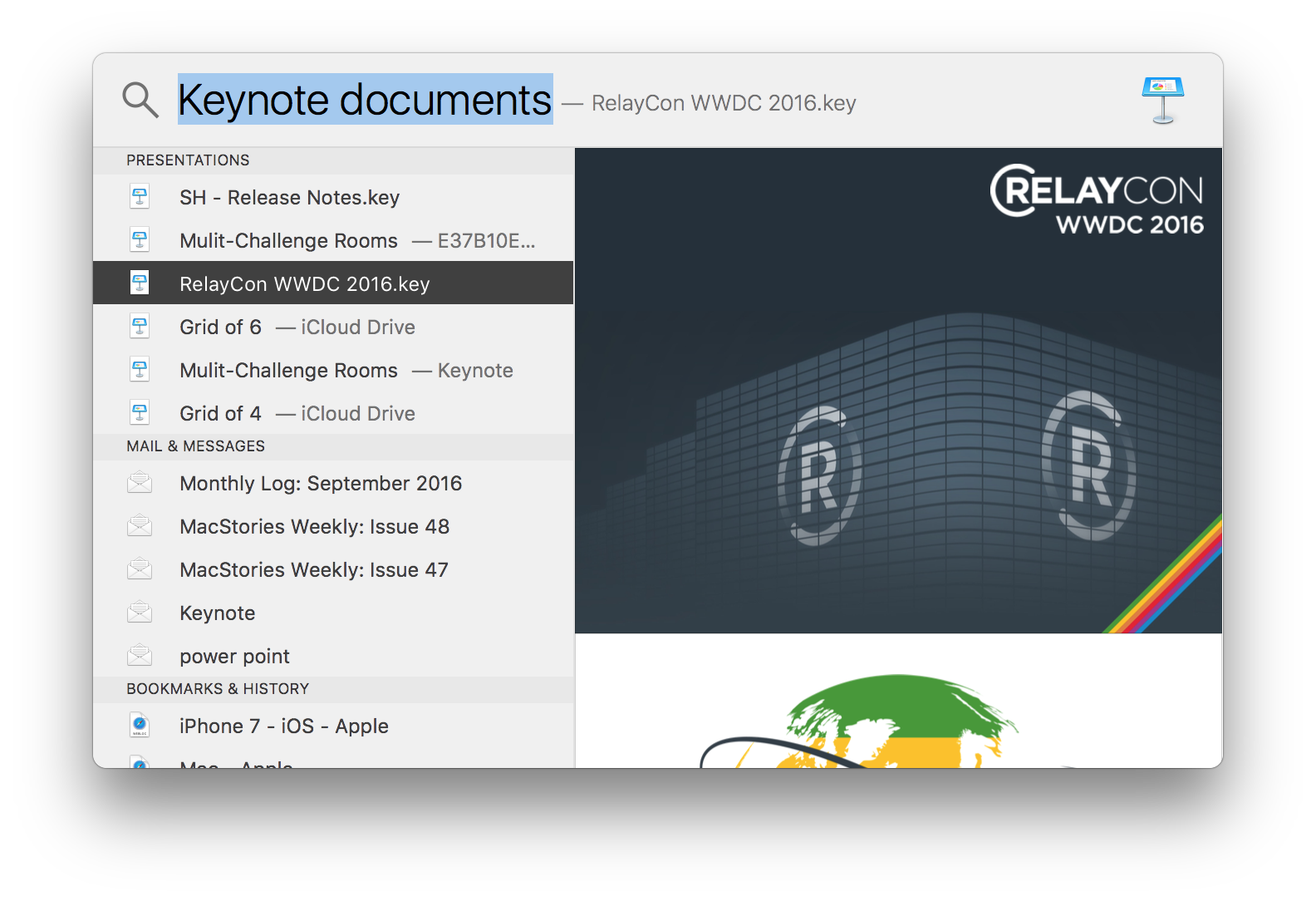 "Spotlight's results for ""Keynote documents"""