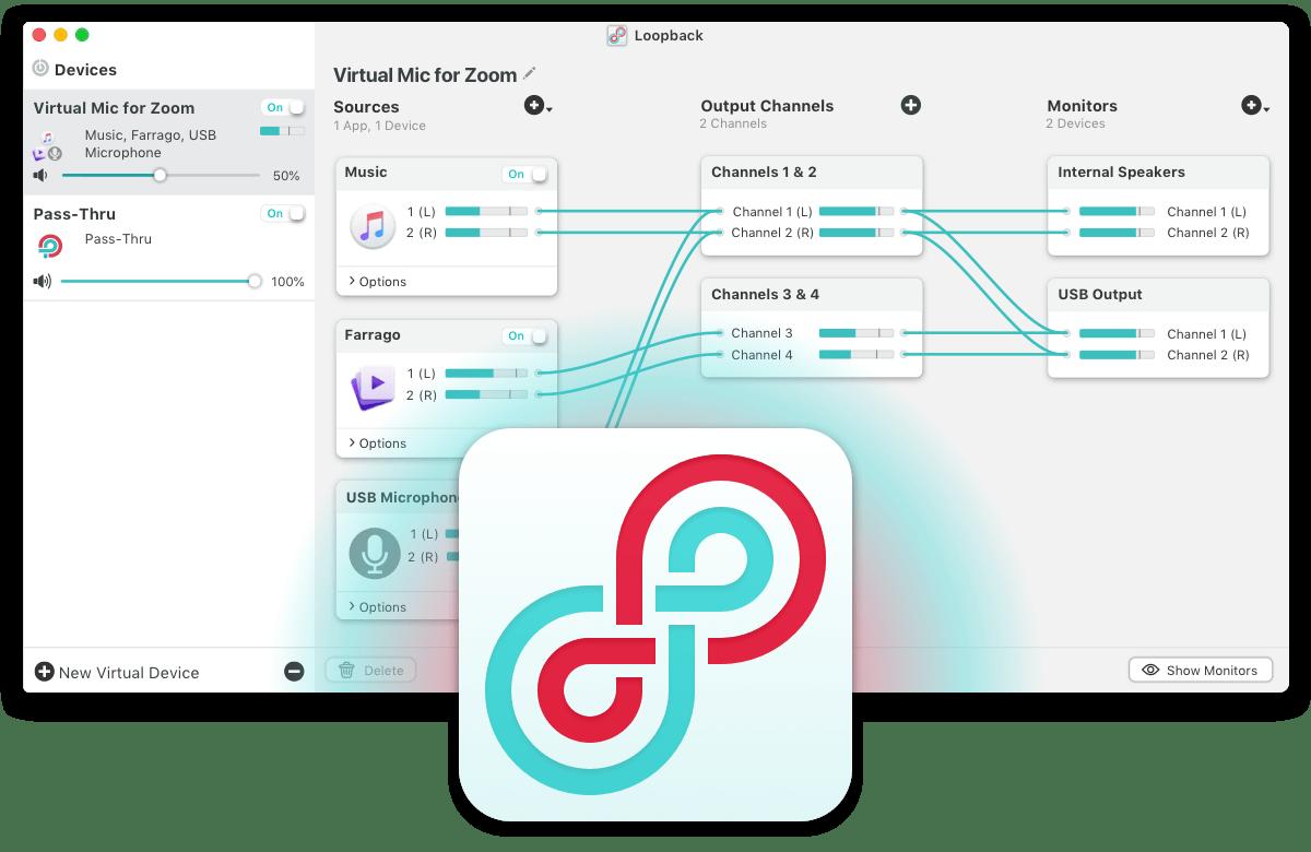 Loopback UI