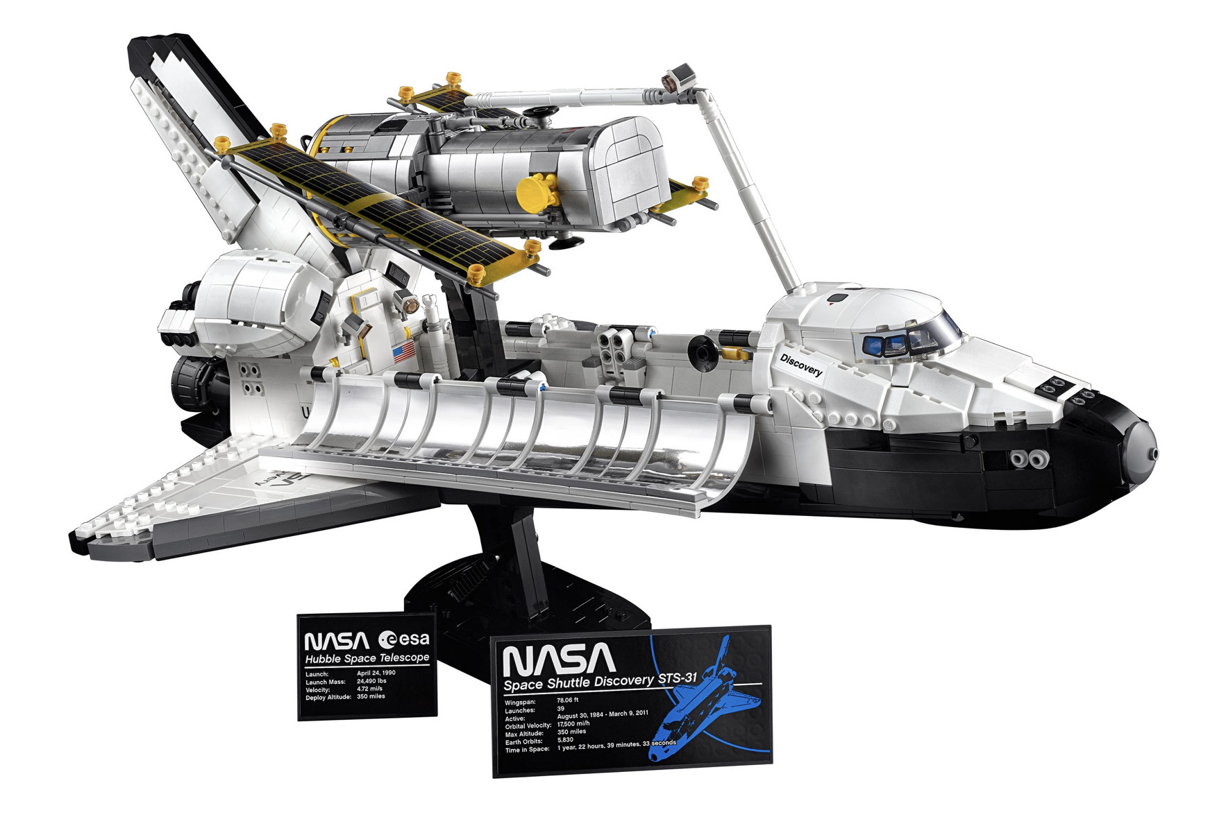 LEGO Shuttle Discovery