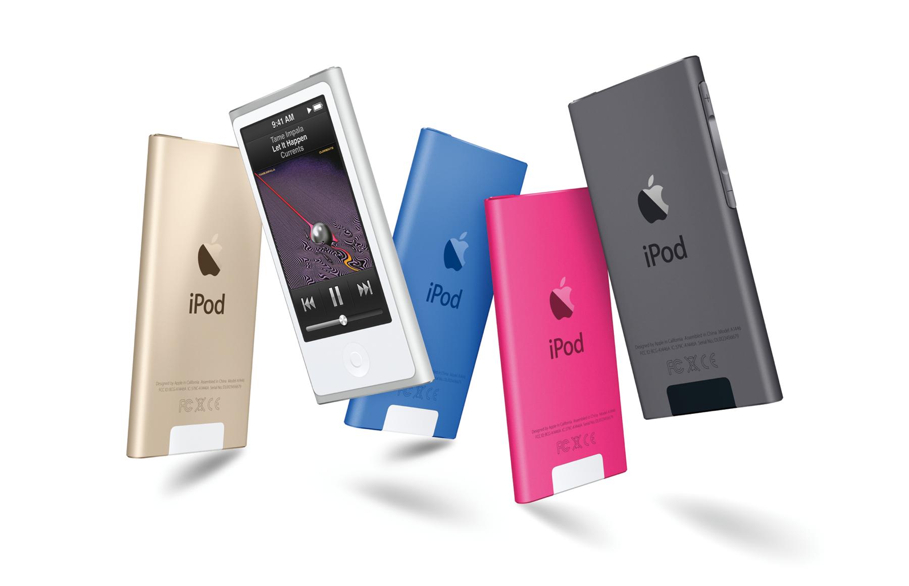 7th-generation iPod nano
