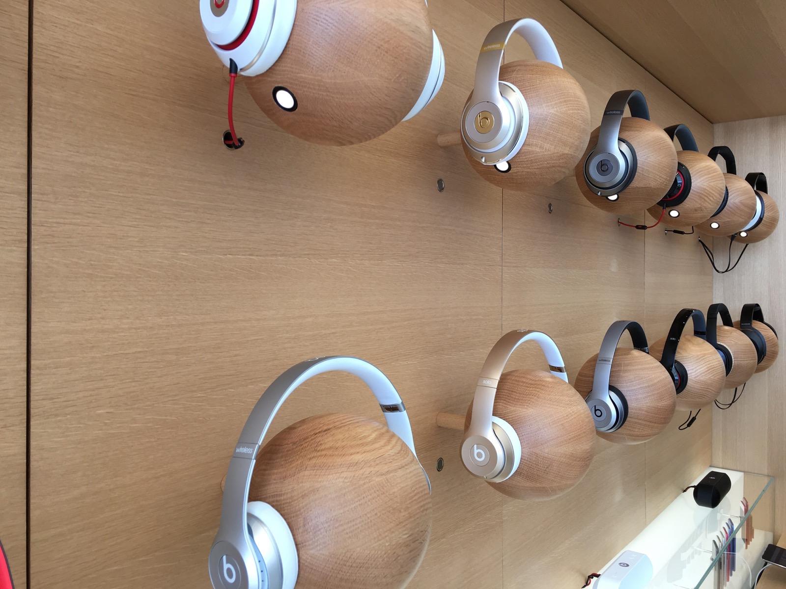 Headphones at Saddle Creek